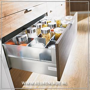 Overzicht intivo - Keuken uitgerust voor klein gebied ...