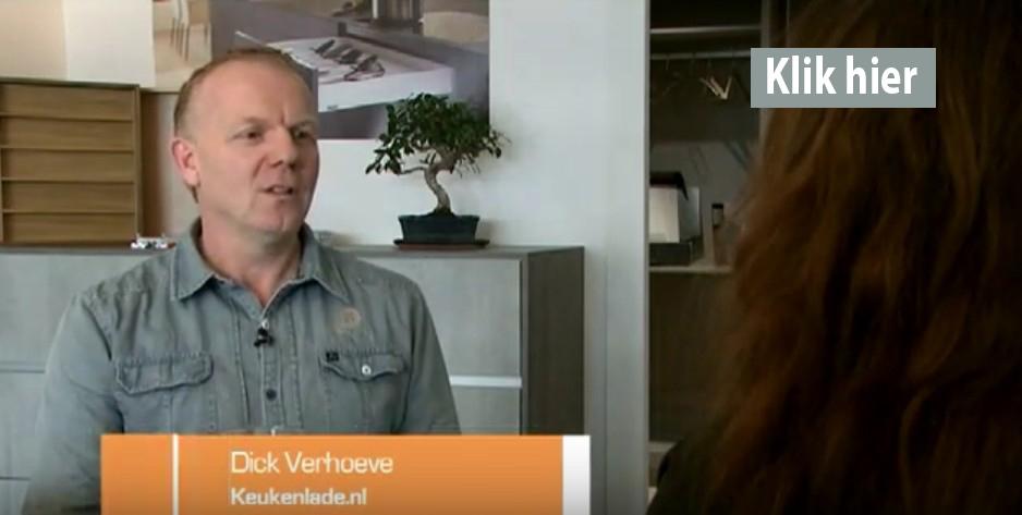 Keukenlade.nl in het programma woontips op RTL4